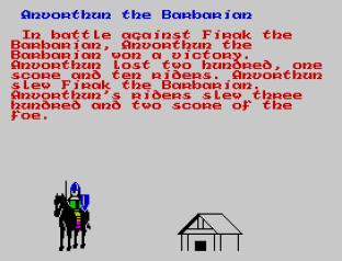 Doomdark's Revenge ZX Spectrum 31