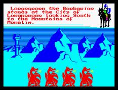 Doomdark's Revenge ZX Spectrum 32