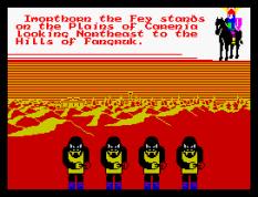Doomdark's Revenge ZX Spectrum 33
