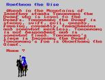 Doomdark's Revenge ZX Spectrum 41