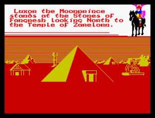 Doomdark's Revenge ZX Spectrum 42