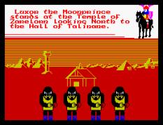 Doomdark's Revenge ZX Spectrum 43