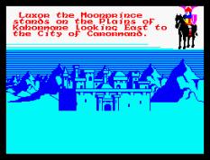 Doomdark's Revenge ZX Spectrum 44