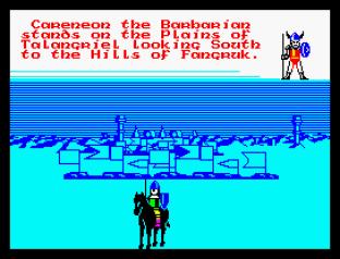 Doomdark's Revenge ZX Spectrum 45