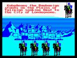 Doomdark's Revenge ZX Spectrum 48