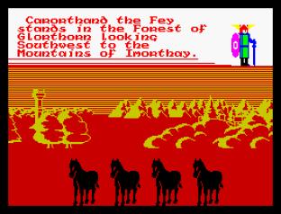 Doomdark's Revenge ZX Spectrum 53