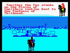 Doomdark's Revenge ZX Spectrum 55