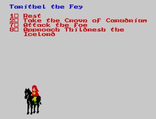 Doomdark's Revenge ZX Spectrum 56