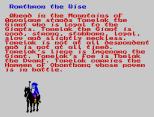 Doomdark's Revenge ZX Spectrum 60
