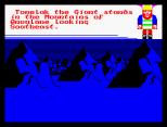 Doomdark's Revenge ZX Spectrum 61