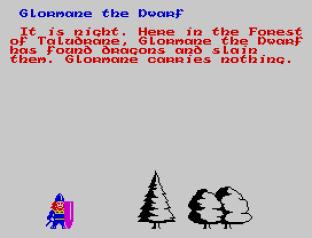 Doomdark's Revenge ZX Spectrum 64