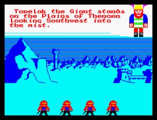 Doomdark's Revenge ZX Spectrum 67