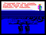 Doomdark's Revenge ZX Spectrum 70