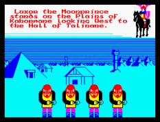 Doomdark's Revenge ZX Spectrum 76