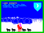 Lords of Midnight ZX Spectrum 15