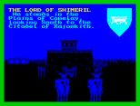 Lords of Midnight ZX Spectrum 16