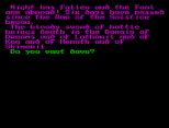Lords of Midnight ZX Spectrum 17
