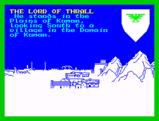 Lords of Midnight ZX Spectrum 20