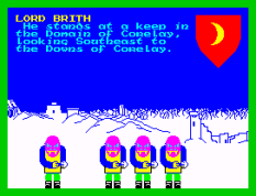 Lords of Midnight ZX Spectrum 21