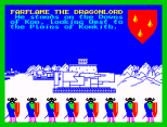 Lords of Midnight ZX Spectrum 27
