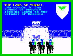 Lords of Midnight ZX Spectrum 33