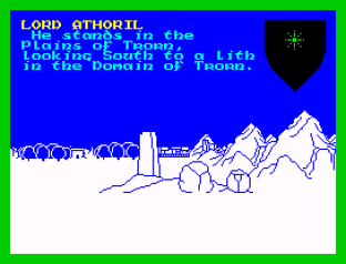Lords of Midnight ZX Spectrum 34