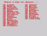 Lords of Midnight ZX Spectrum 35