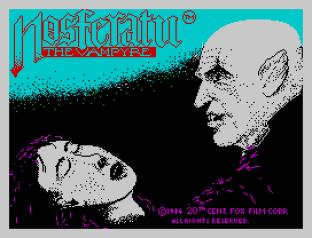 Nosferatu ZX Spectrum 01