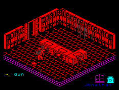 Nosferatu ZX Spectrum 11