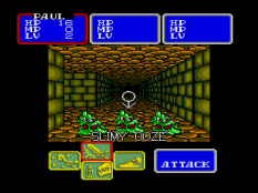Shining In The Darkness Megadrive 10