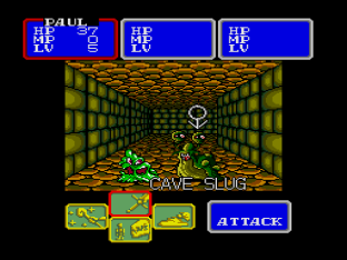Shining In The Darkness Megadrive 23