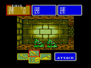 Shining In The Darkness Megadrive 31