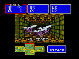 Shining In The Darkness Megadrive 42
