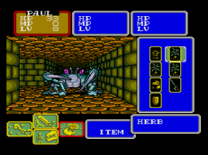 Shining In The Darkness Megadrive 44