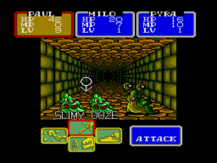 Shining In The Darkness Megadrive 53