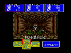 Shining In The Darkness Megadrive 76