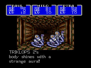 Shining In The Darkness Megadrive 89