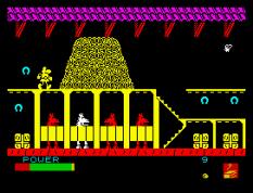 Sir Fred ZX Spectrum 10