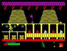 Sir Fred ZX Spectrum 11