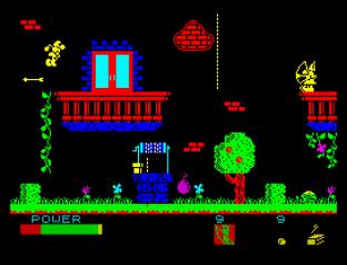 Sir Fred ZX Spectrum 12