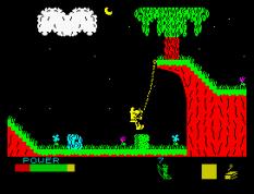 Sir Fred ZX Spectrum 15