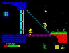 Sir Fred ZX Spectrum 16