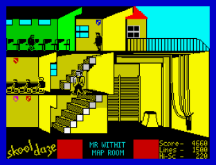 Skool Daze ZX Spectrum 09