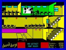Skool Daze ZX Spectrum 10