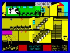 Skool Daze ZX Spectrum 11