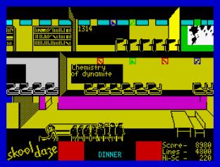 Skool Daze ZX Spectrum 23