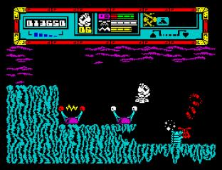 Starquake ZX Spectrum 09
