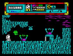 Starquake ZX Spectrum 10