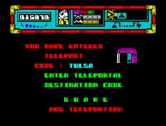 Starquake ZX Spectrum 11