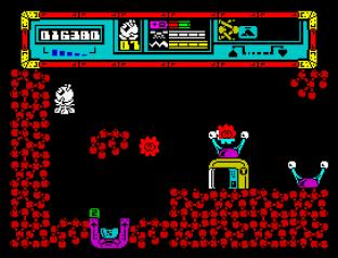 Starquake ZX Spectrum 12
